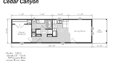 sizes of mobile homes 29 delightful floor plans for mobile homes single wide