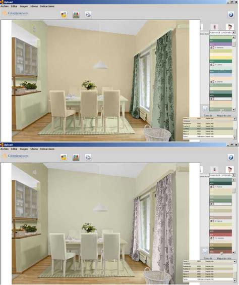 simulador de colores de pinturas para interiores programa simulador de colores decoraci 243 n