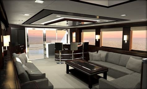 Modern Yacht Interior Design Ideas 17 Best Images About Outer Reef 86 Quot Ti Punch Quot Renderings On Pinterest Colors The O Jays And
