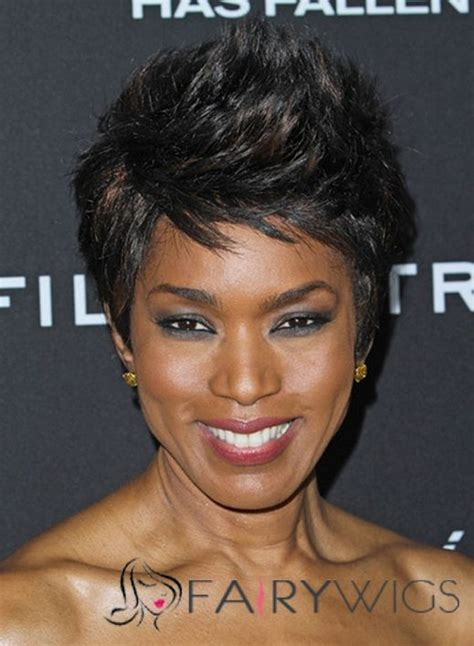 short wigs for black women round face best keltie colleen hairstyle short wavy full lace human