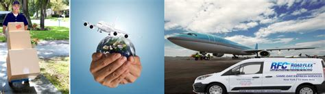 day air freight courier service  flight  nyc