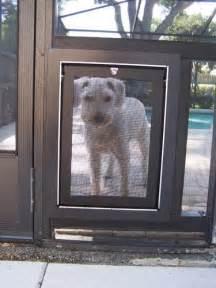 Pet Door For Screen Patio Door Security Sb4 Pet Screen Door Pet Door Used In Lanais Screened Porches Screen Doors And