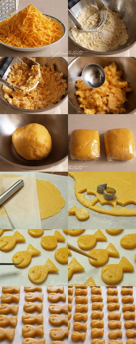 Cake In Toaster Oven Homemade Goldfish Crackers Food 4tots Recipes For