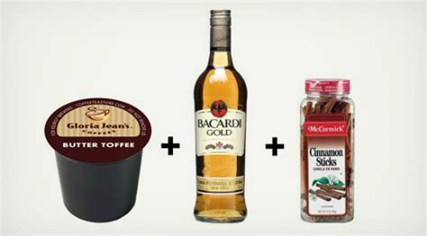 Genius: Use Keurig To Make K Cup Alcoholic Holiday Drinks