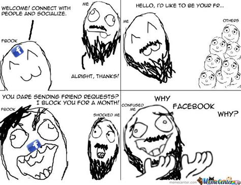 Why Meme Face - why facebook why by beardwulf meme center