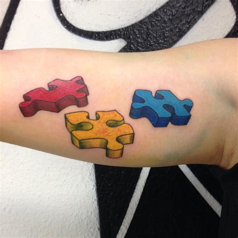 pieces tattoos 75 best exclusive puzzle pieces tattoos designs