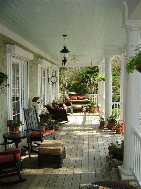 porch decorating ideas  spring dream home
