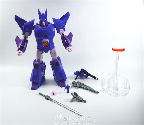 Figure Revoltech Kws x transbots mx iii eligos cyclonus page 109 tfw2005 the 2005 boards