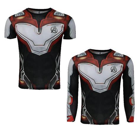 avengers endgame shirt cosplay avengers endgame iron man