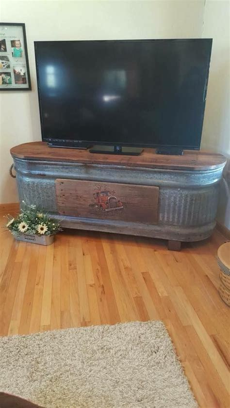 water trough  tv stand furniture diy home home