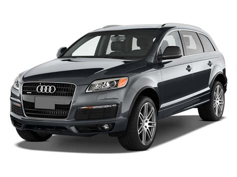Audi Q7 Motor by 2009 Audi Q7 Reviews And Rating Motor Trend
