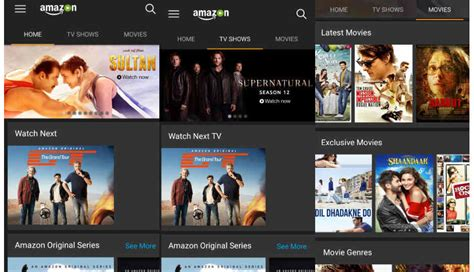 prime app for android prime app for android tv released on play store