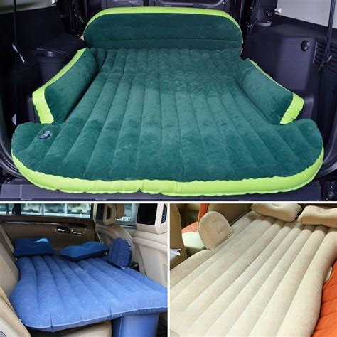 back seat bed inflatable car mattress for back seat home design