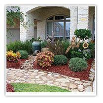 Landscape Ideas Houston Landscaping Ideas For Front Yard Houston