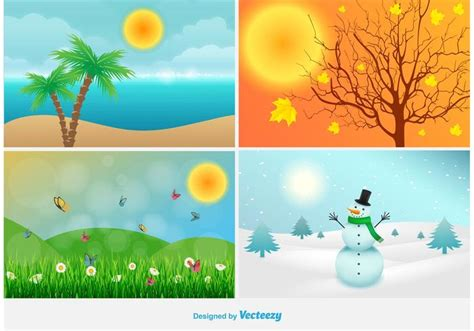 seasons and celestials an coloring book books year seasons vectors free vector graphics everypixel