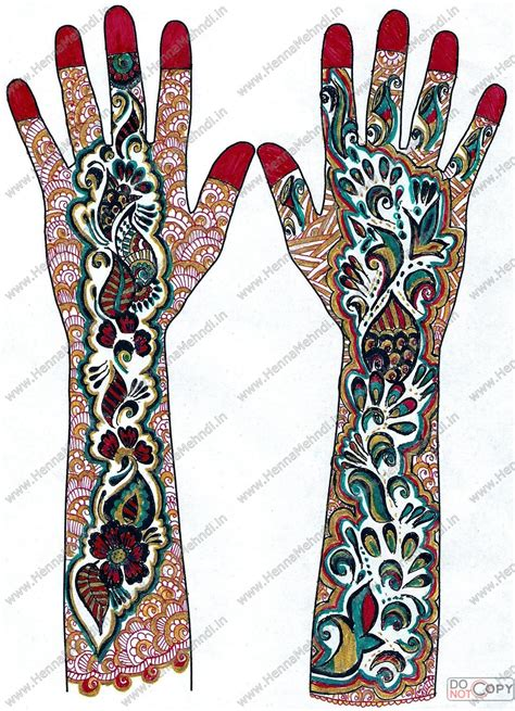 henna mehndi designs 1 by hinasabreen on deviantart