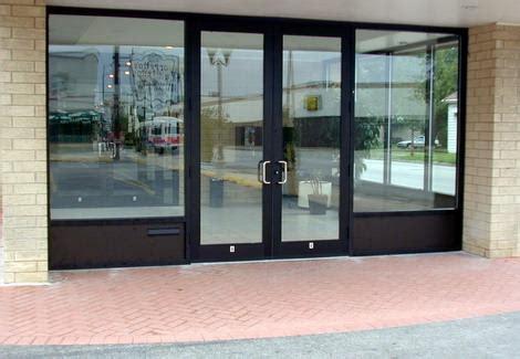 Store Front Glass Doors Storefront Doors