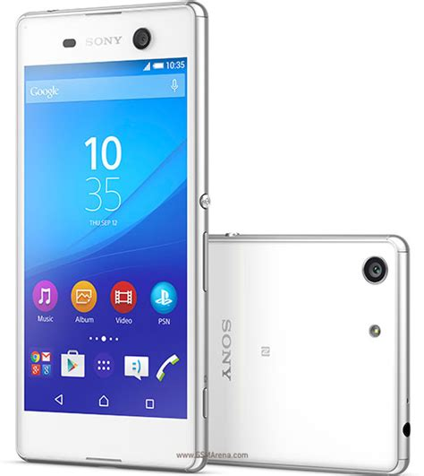 sony xperia m5 dual pictures official photos