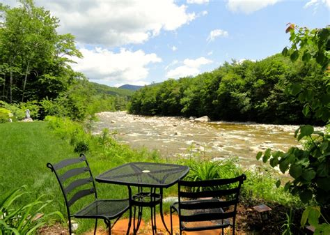 pemi river waterfront waterville and loon mts area vrbo loon mountain new hshire riverside home for sale