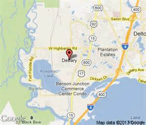 debary florida map debary hotels debary hotel motel travel guide united