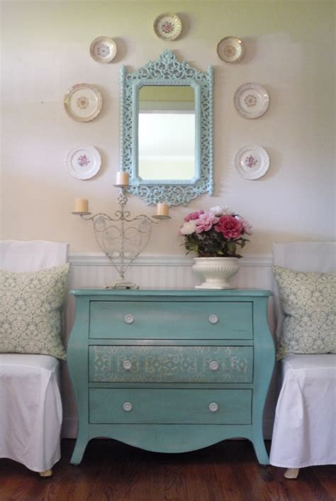 Glamorous Painted Dressers Look Other Metro Shabby Chic Shabby Chic Painting Ideas