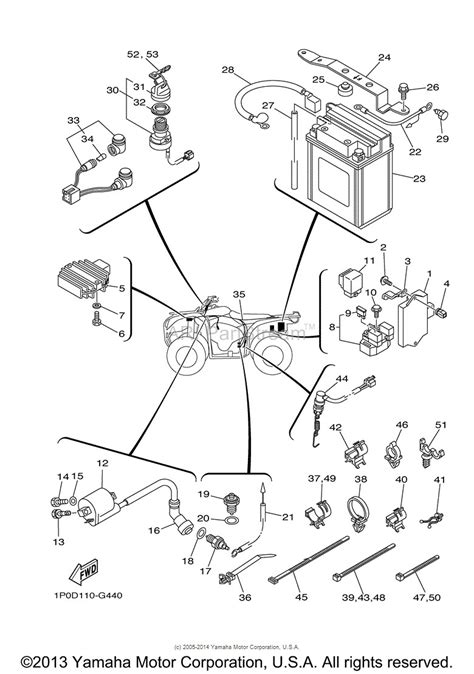 yamaha tracker wiring diagram wiring diagrams