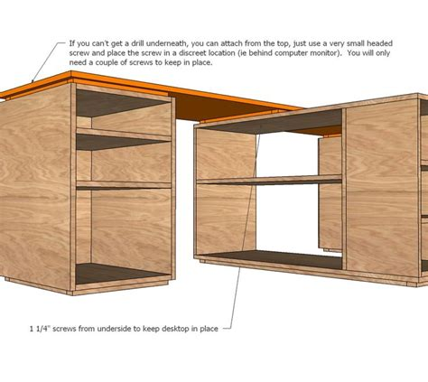 l shaped desk plans free l shaped desk plans free woodworking projects plans