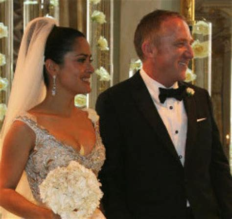 Salma Hayek Is And Engaged by Salma Hayek Wedding Dress Wedding Pictures