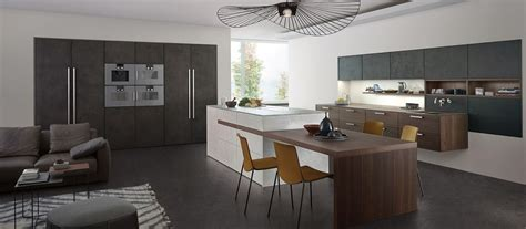 concrete kitchen design concrete modern style kitchen kitchen leicht