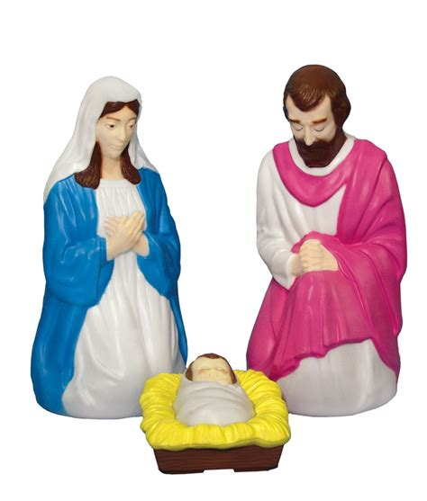 nativity sets outdoor plastic lighted outdoor nativity outdoor nativity set nativity