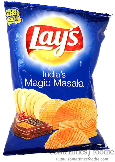 hot chips india sometimes foodie india s magic masala lay s chips india