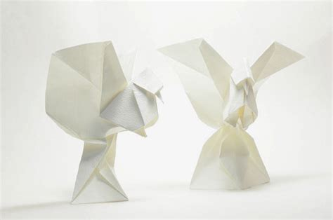 How To Make An Origami Dove - origami doves lushlee