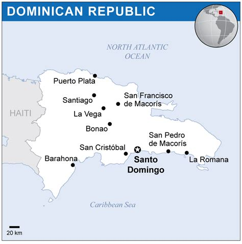 5 themes of geography dominican republic geography blog map of dominican republic