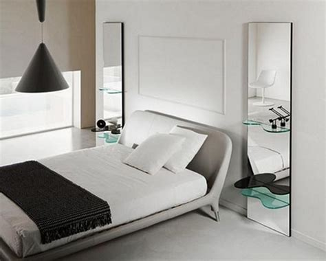 bedroom wall mirror wall mirror and 33 contemporary bedroom decorating tips