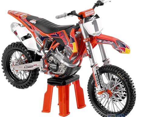 Diecast Motor Trail Ktm 450 Sx F By Newray 1 10 buy cheap diecast motorcycle models toys at motorcycles store