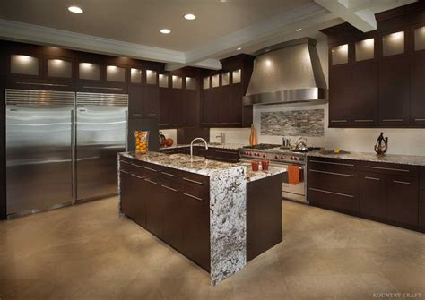 wenge kitchen cabinets modern wenge cabinets for a kitchen located in vienna