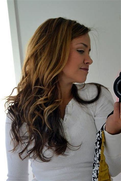 one inch curly hairstyles how to curl your hair wavy curls my products big sexy