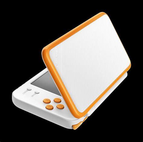 tutte le console nintendo nintendo 2ds xl console white orange tutte le console