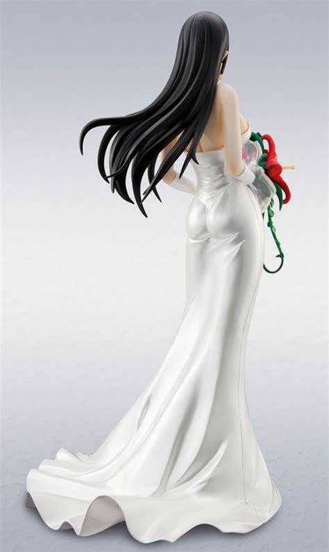 boa hancock wedding ver excellent model limited edition