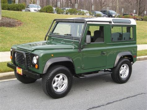 1997 land rover defender 1997 land rover defender for sale to buy or purchase classic cars