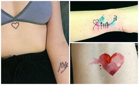 imagenes tatuajes de corazones tatuajes de corazones y otros dise 241 os de tatuajes de amor