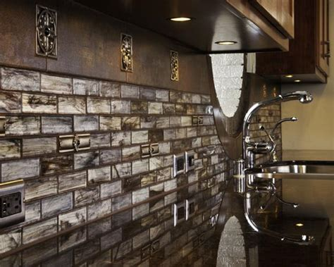 Design Of Tiles In Kitchen Top Modern Ideas For Kitchen Decorating With Stylish Wall Tile Designs