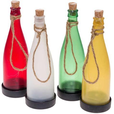 Solar Bottle Light Solar Hanging Wine Bottle Shape Led Light Best Solar