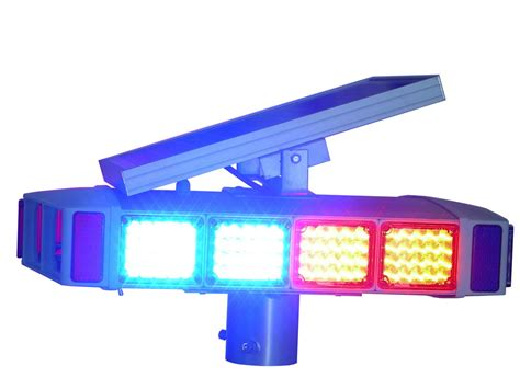 Solar Powered Cing Lights Solar Powered Logo Traffic Sign With Led Lights