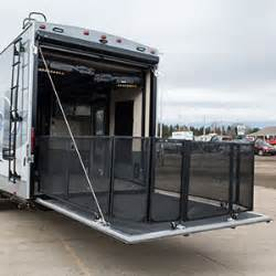 Enclosed Trailer Awnings Ramp Doors