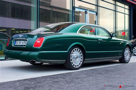 Dark Green Bentley Brooklands 1 Of 550 Follow Me On