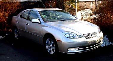 lexus gs330 new gs330 the same old es 300 photoshop pic