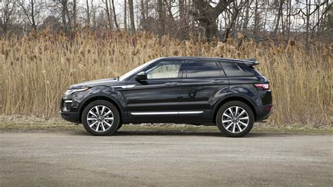 land rover hse 2016 2016 land rover range rover evoque hse test drive review