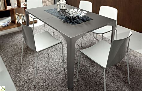 tavolo cucina moderno tavolo moderno da cucina rottem arredo design