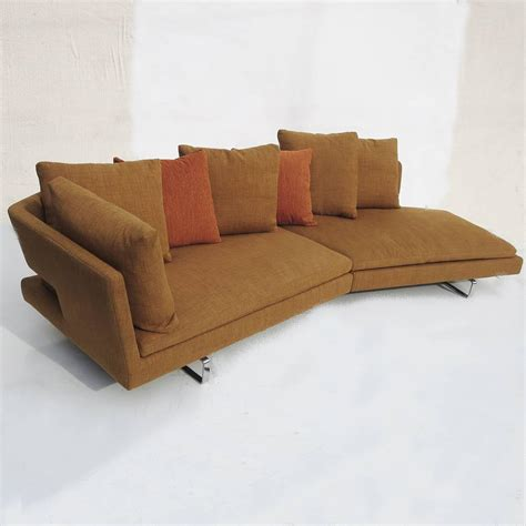 sofa scale large scale quot arne quot sofa by antonio citterio at 1stdibs